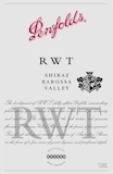 Penfolds RWT Shiraz label