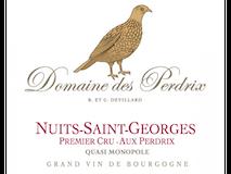 Domaine des Perdrix Nuits-Saint-Georges Premier Cru Aux Perdrix label