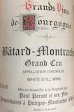 Paul Pernot et ses Fils Bâtard-Montrachet Grand Cru  label