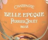 Perrier-Jouët Belle Epoque Rosé label