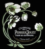 Perrier-Jouët Belle Epoque label