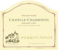 Domaine Perrot-Minot Chapelle-Chambertin Grand Cru Vieilles Vignes label