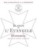 Château l'Evangile Blason de l'Evangile label