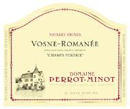 Domaine Perrot-Minot Vosne-Romanée Les Champs Perdrix Vieilles Vignes label
