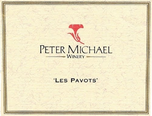 Peter Michael Les Pavots label