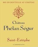 Château Phélan Ségur  label