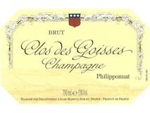Philipponnat Clos des Goisses label