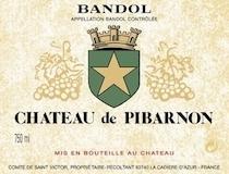 Château de Pibarnon Bandol Rouge label