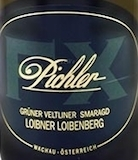 F.X. Pichler Riesling Loibenberg Smaragd label