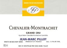 Domaine Jean-Marc Pillot Chevalier-Montrachet Grand Cru  label