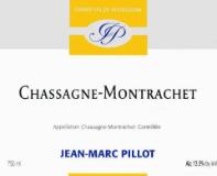 Domaine Jean-Marc Pillot Chassagne-Montrachet  label