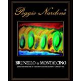 Poggio Nardone Brunello di Montalcino  label