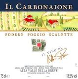 Podere Poggio Scalette Il Carbonaione label