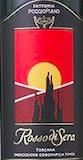 Fattoria Poggiopiano Rosso di Sera label