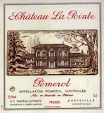 Château La Pointe  label