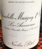 Maison Nicolas Potel Chambolle-Musigny Premier Cru Les Amoureuses label