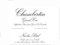 Maison Nicolas Potel Chambertin Grand Cru  label