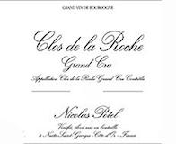 Maison Nicolas Potel Clos de la Roche Grand Cru  label