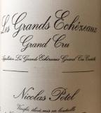 Maison Nicolas Potel Grands Echezeaux Grand Cru  label