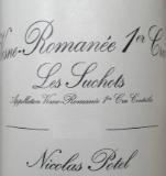 Maison Nicolas Potel Vosne-Romanée Premier Cru Les Suchots label