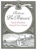 Château Le Prieuré  Grand Cru Classé label