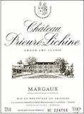 Château Prieuré-Lichine  Quatrième Cru label