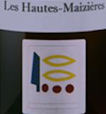 Domaine Prieuré Roch Vosne-Romanée Les Hautes Maizières label