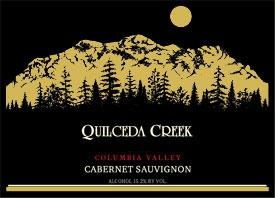Quilceda Creek Cabernet Sauvignon label