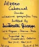 Giuseppe Quintarelli  Alzero label
