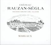 Château Rauzan-Ségla  Deuxième Cru label
