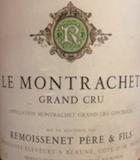 Remoissenet Père et Fils Montrachet Grand Cru  label