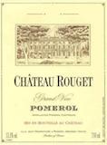 Château Rouget  label
