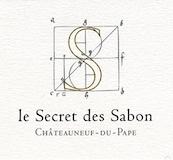 Domaine Roger Sabon Châteauneuf-du-Pape Le Secret des Sabon label