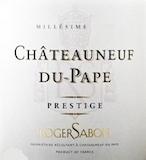 Domaine Roger Sabon Châteauneuf-du-Pape Prestige label