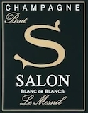 Salon Le Mesnil Grand Cru label