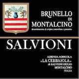 Salvioni (La Cerbaiola) Brunello di Montalcino  label