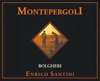 Enrico Santini Montepergoli label