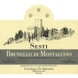 Sesti Brunello di Montalcino  label