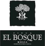 Viñedos Sierra Cantabria Rioja Finca El Bosque label