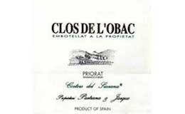 Costers del Siurana Clos l'Obac label