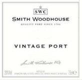 Smith Woodhouse Porto  Vintage Port label