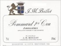 Domaine Jean-Marc Boillot Pommard Premier Cru Les Jarollières label