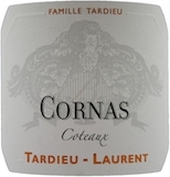 Tardieu-Laurent Cornas Coteaux label