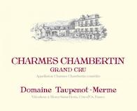 Domaine Taupenot-Merme Charmes-Chambertin Grand Cru  label