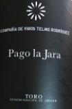Compañía de Vinos Telmo Rodríguez Pago La Jara label