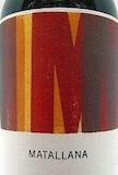 Compañía de Vinos Telmo Rodríguez Matallana label