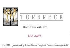 Torbreck Les Amis label