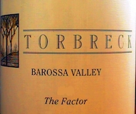 Torbreck The Factor label