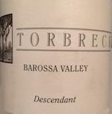 Torbreck Descendant label