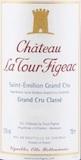 Château La Tour Figeac  Grand Cru Classé label